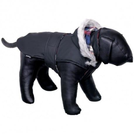 Nobby Marian obleček pro psa s kapucí černá 40cm