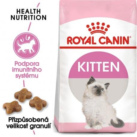 Royal Canin Kitten granule pro koťata 4kg