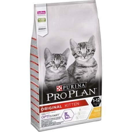 ProPlan Cat Kitten kuře 10kg
