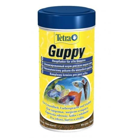 Tetra Guppy vločky 250ml