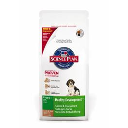 Hill's Canine Dry Puppy Growth Lamb&Rice 12kg + Sleva 5% od 2ks