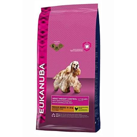 Eukanuba Dog Adult Light Small&Medium 3kg