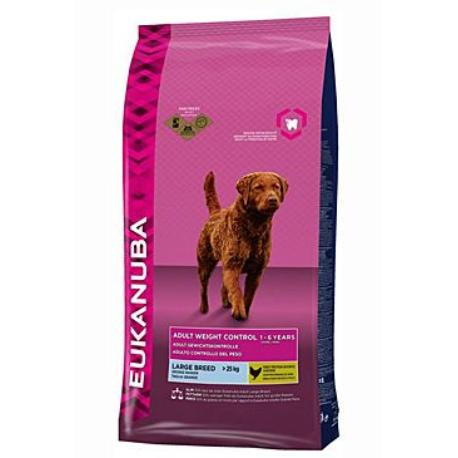 Eukanuba Dog Adult Weight Control Large 15kg