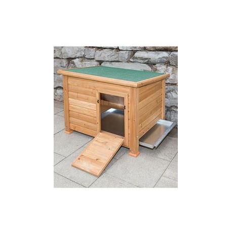Kurník Duck Town pro slepice,husy a kachny 93x73x67cm