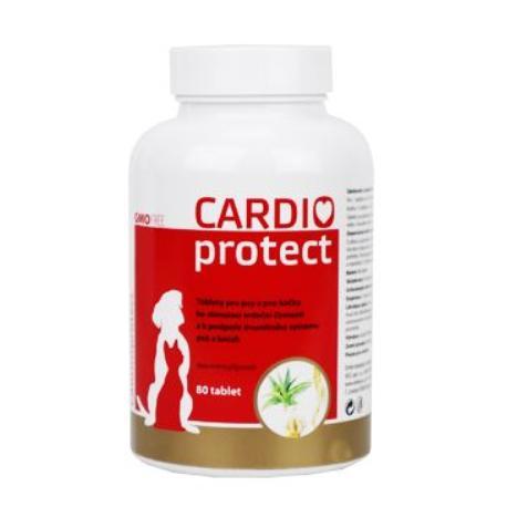 CARDIOprotect tablety pro psy a kočky 80 tbl