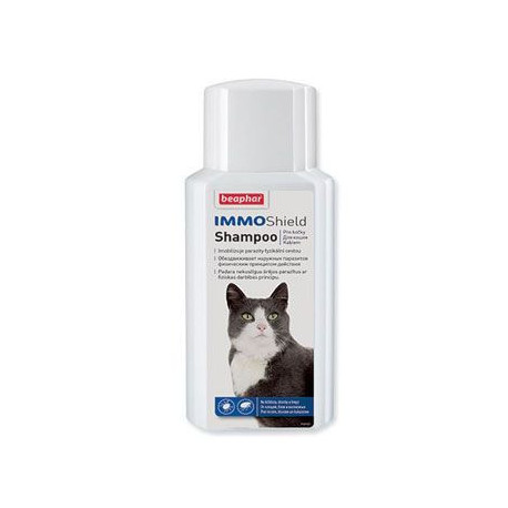 Beaphar Šampon Cat Immo Shield antiparazitární 200ml