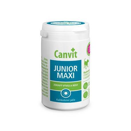 Canvit Junior MAXI pro psy ochucený 230g