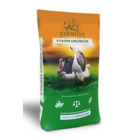 Krmivo pro kachny Maxi granulované 25kg