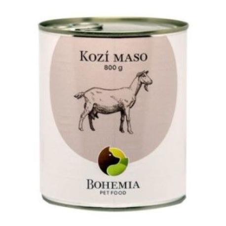 Bohemia Kozí maso ve vlastní šťávě 800g