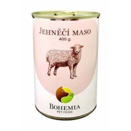 Bohemia jehněčí maso ve vlastní šťávě 400g