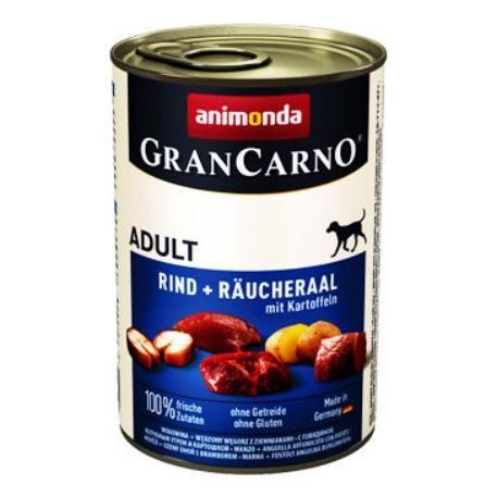 Animonda GRANCARNO konz. ADULT úhoř/brambor pes 400g
