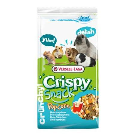 VL Crispy Snack pro hlodavce Popcorn 650g