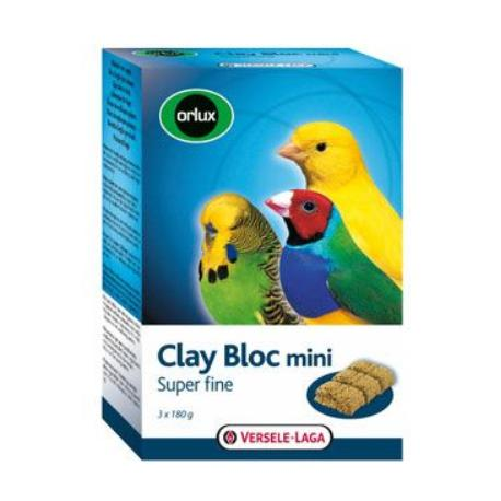 VL Orlux Clay Block Mini pro ptáky 540g