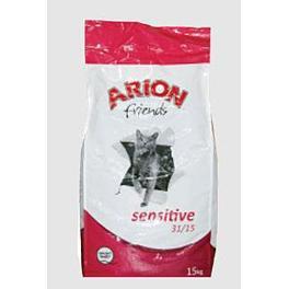 Arion Cat Sensitive Lamb Rice 15kg