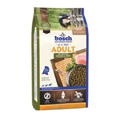 Bosch Dog Adult Hydina&Špalda 3kg