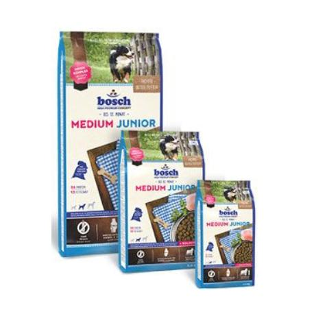 Bosch Dog Junior Medium 3kg