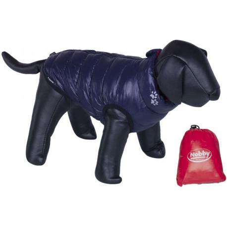 Nobby LIGHT vesta pro psa oboustranná červená/námořnická modř 36cm