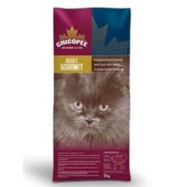 Chicopee kočka Dry Adult 3-Flavour 15kg