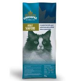 Chicopee kočka Dry Adult Seafood 15kg