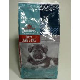 Chicopee pes Dry Puppy Lamb Rice 2kg