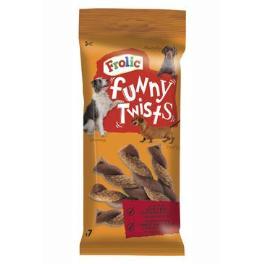 Frolic pochoutka Funny Twists 140g