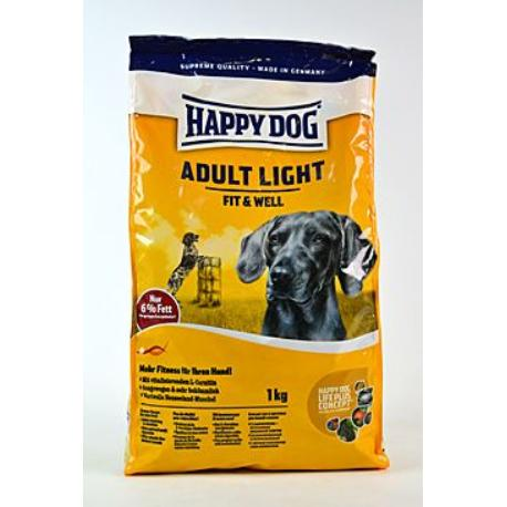 Happy Dog Supreme Fit&Well Light 2 low fat 1kg + VÝPRODEJ