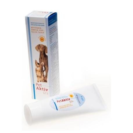 Pet Aktiv energetický gel s vitamíny 120g