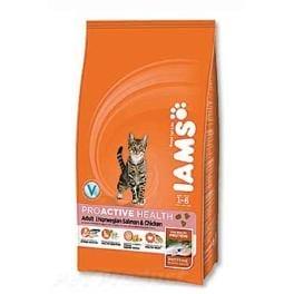 Iams Cat R/I Salmon 3kg