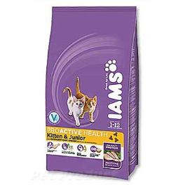 Iams Kitten R/I Chicken 10kg