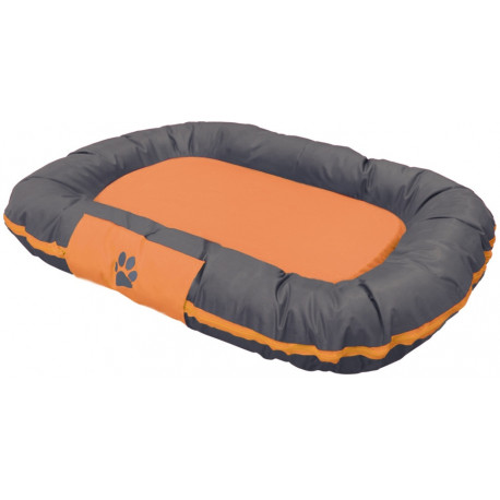 Nobby RENO odolný polštář pro psy oranžová 92x68x11cm