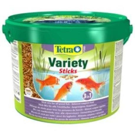 Tetra Pond Variety Sticks 1650g/10l