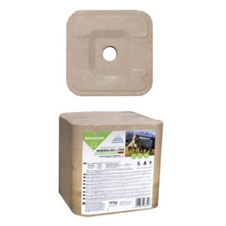 Biosaxon plus minerální liz pro ovce a kozy 10kg