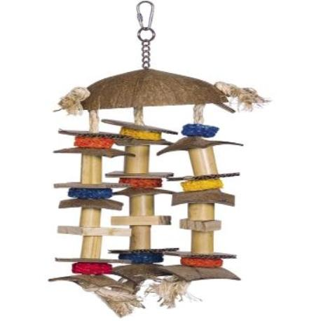 Nobby aktivní hračka pro papoušky 38 x 14 cm