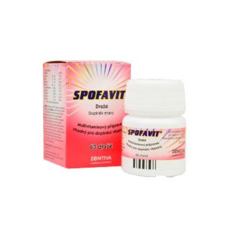 Spofavit 60drg