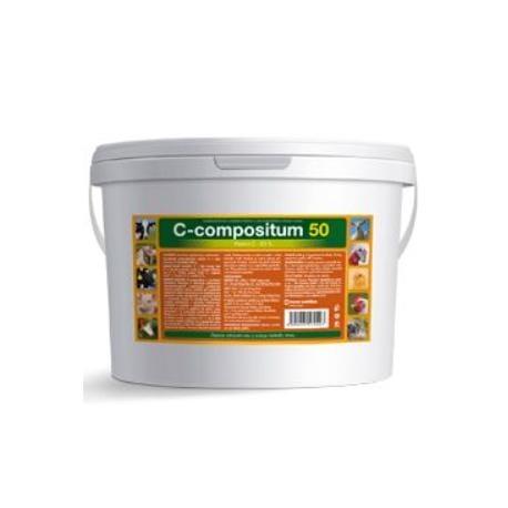 Biofaktory C-compositum 50% plv sol 3kg