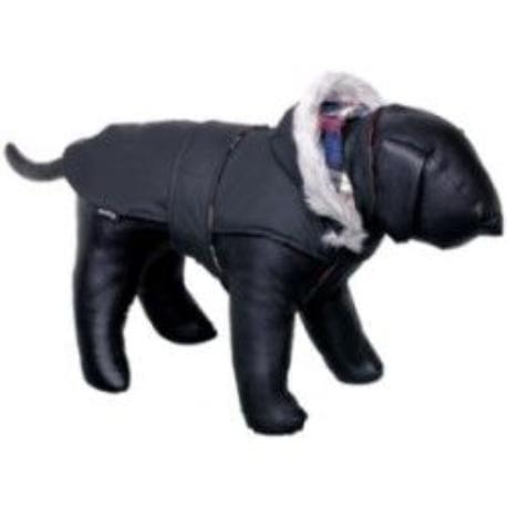 Nobby MARIAN obleček s kapucí černá 48cm
