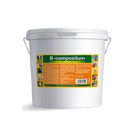 Biofaktory B-compositum plv sol 10kg