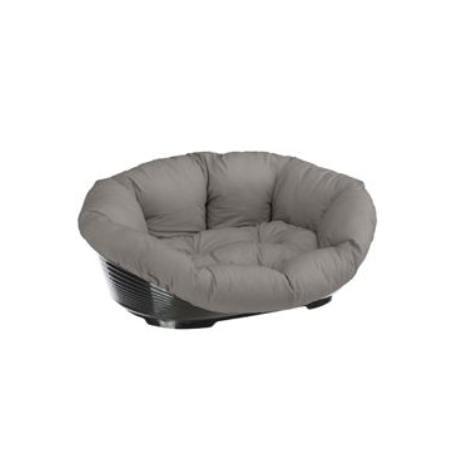 Polštář SOFA 8 bavlna šedý 85x62x28,5cm FP 1ks
