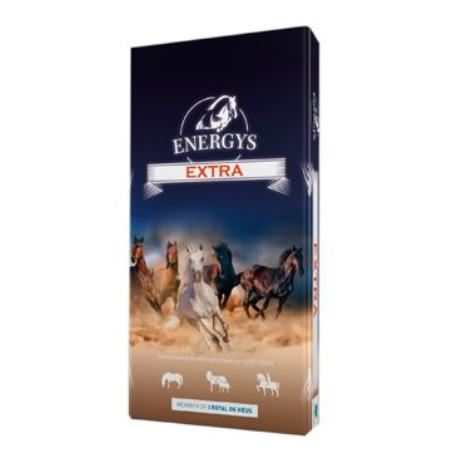 Krmivo koně ENERGY´S Extra gran 25kg + VÝPRODEJ