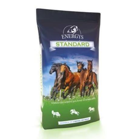 Krmivo koně ENERGY´S Standard gran 25kg