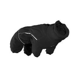 Obleček Hurtta Outdoors Microfleece overall černá 70L + VÝPRODEJ