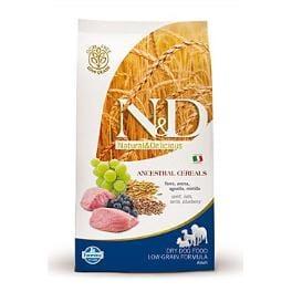 N&D LG DOG Adult Lamb & Blueberry 12kg + Sleva 5% od 2ks