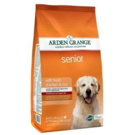 Arden Grange Dog Senior 12kg