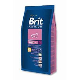 Brit Premium Dog Adult S 3kg + Sleva 5% od 2ks