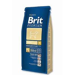 Brit Premium Dog Adult M 8kg + Sleva 5% od 2ks