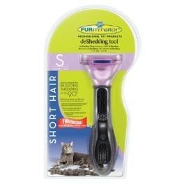FURminator hrablo Small Short Hair pro kočky 1ks