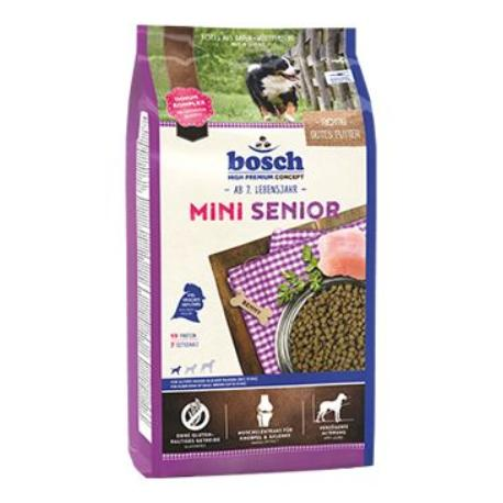 Bosch Dog Adult Mini Senior 1kg