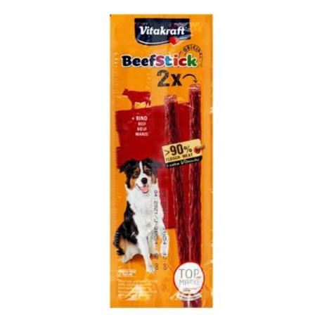 Vitakraft Dog pochoutka Beef Stick Beef 2ks