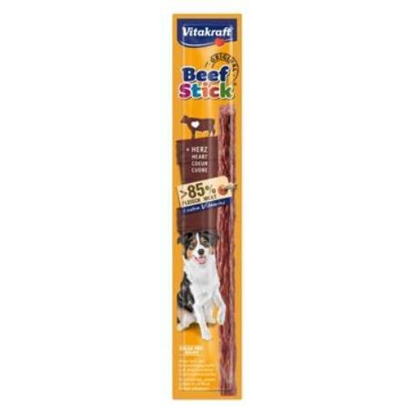 Vitakraft Dog pochoutka Beef Stick salami Heart 1ks