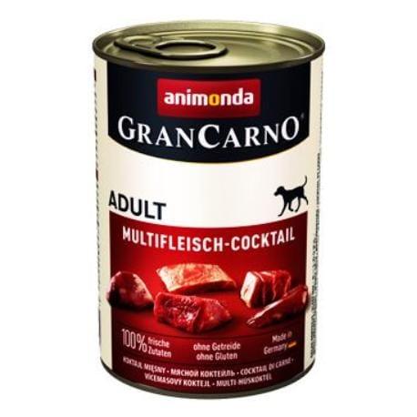 Animonda GRANCARNO konz. ADULT masový koktejl pes 400g